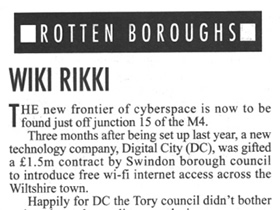 Private Eye Rotten Borough